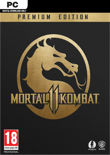 Mortal Kombat 11 Premium Edition PC cheap key to download