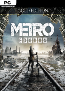 Metro Exodus - Gold Edition PC cheap key to download