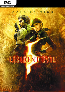 Resident Evil 5 Gold Edition PC billig Schlüssel zum Download