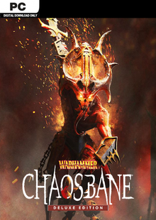 Warhammer Chaosbane Deluxe Edition PC cheap key to download
