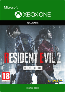 Resident Evil 2 Deluxe Edition Xbox One billig Schlüssel zum Download