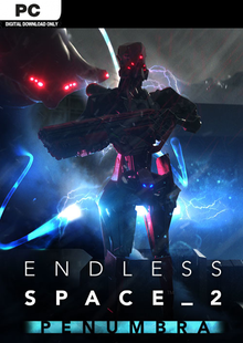 Endless Space 2 PC - Penumbra DLC (EU) cheap key to download