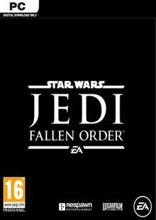 Star Wars Jedi: Fallen order PC cheap key to download