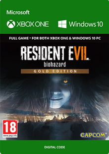Resident Evil 7 - Biohazard Gold Edition Xbox One cheap key to download