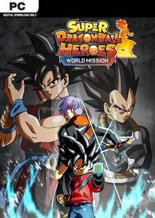 Super Dragon Ball Heroes World Mission PC chave barato para o download