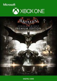 Batman: Arkham Knight Premium Edition Xbox One (US) cheap key to download