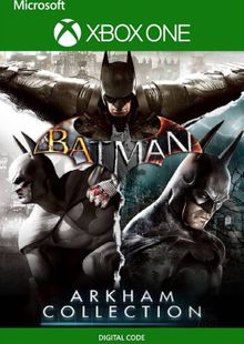 Batman: Arkham Collection Xbox One (US) cheap key to download