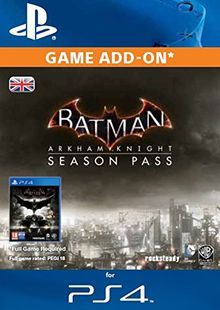 Batman: Arkham Knight Season Pass PS4 billig Schlüssel zum Download