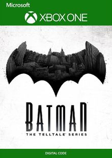 Batman The Telltale Series - The Complete Season (Episodes 1-5) Xbox One (UK) cheap key to download