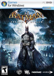 Batman: Arkham Asylum PC cheap key to download