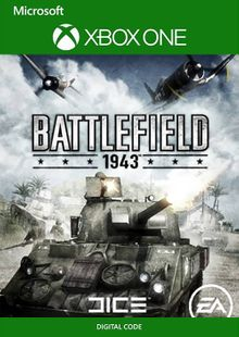 Battlefield 1943 Xbox One cheap key to download