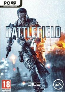 Battlefield 4 PC (EN) cheap key to download