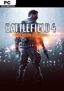 Battlefield 4 Premium Edition PC cheap key to download