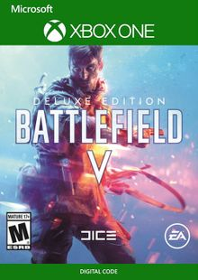 Battlefield V 5 Deluxe Edition Xbox One billig Schlüssel zum Download