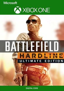 Battlefield Hardline - Ultimate Edition Xbox One (UK) cheap key to download
