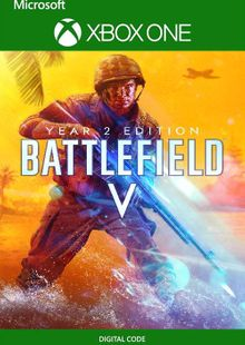 Battlefield V - Year 2 Edition Xbox One (UK) cheap key to download