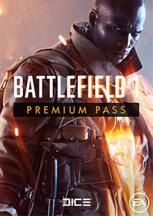 Battlefield 1 PC Premium Pass cheap key to download