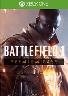 Battlefield 1 Premium Pass Xbox One cheap key to download