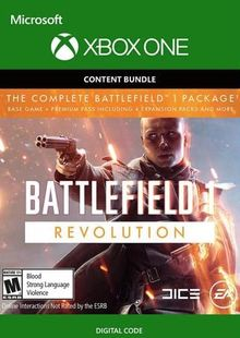Battlefield 1 Revolution Inc. Battlefield 1943 Xbox One billig Schlüssel zum Download