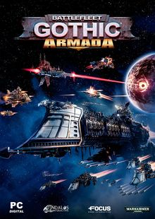 Battlefleet Gothic Armada PC billig Schlüssel zum Download
