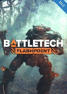 Battletech Flashpoint DLC PC cheap key to download