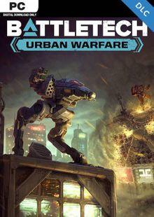 Battletech Urban Warfare DLC PC cheap key to download