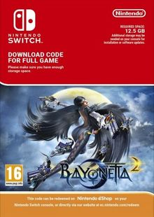Bayonetta 2 Switch (EU) cheap key to download