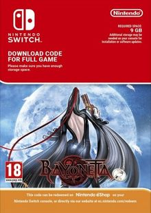 Bayonetta Switch billig Schlüssel zum Download