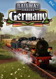 Railway Empire PC - Germany DLC cheap key to download