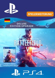 Battlefield 5 Deluxe Upgrade PS4 (Germany) cheap key to download