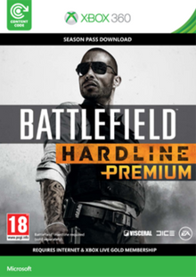 Battlefield Hardline Premium Xbox 360 cheap key to download
