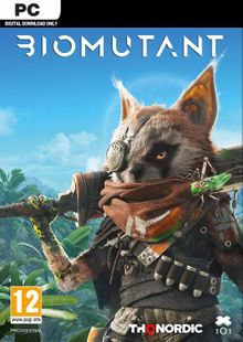 Biomutant PC cheap key to download