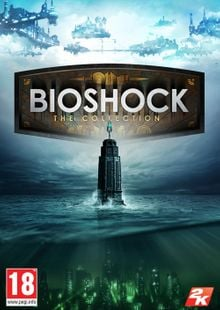 BioShock: The Collection PC (EU) billig Schlüssel zum Download
