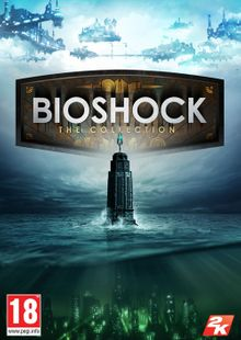 BioShock: The Collection PC (EU) clé pas cher à télécharger