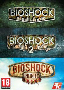 Bioshock Triple Pack PC billig Schlüssel zum Download