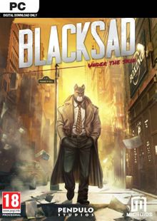 Blacksad: Under the Skin PC cheap key to download