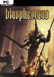 Blasphemous PC cheap key to download