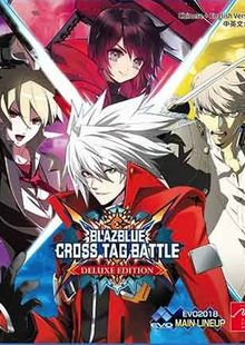 BlazBlue Cross Tag Battle - Deluxe Edition PC clé pas cher à télécharger