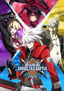 BlazBlue: Cross Tag Battle PC clé pas cher à télécharger