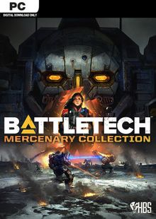 Battletech Mercenary Collection PC cheap key to download