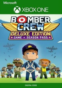 Bomber Crew Deluxe Edition Xbox One (UK) billig Schlüssel zum Download