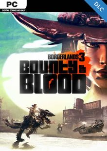 Borderlands 3: Bounty of Blood PC - DLC (EPIC) (EU) cheap key to download