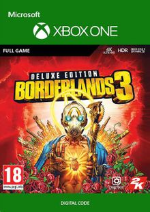 Borderlands 3: Deluxe Edition Xbox One billig Schlüssel zum Download