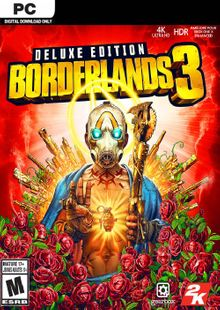 Borderlands 3 Deluxe Edition PC + DLC (EU) cheap key to download