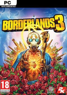 Borderlands 3 PC + DLC (EU) cheap key to download