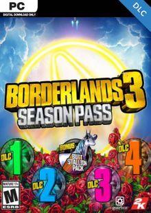 Borderlands 3 - Season Pass PC (Steam) billig Schlüssel zum Download