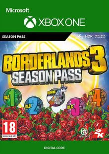 Borderlands 3: Season Pass Xbox One cheap key to download