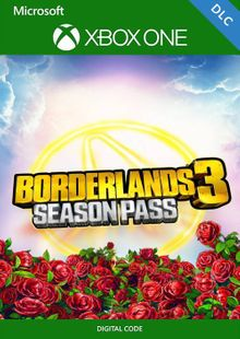 Borderlands 3 - Season Pass Xbox One (UK) cheap key to download