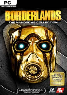 Borderlands: The Handsome Collection PC (EU) clé pas cher à télécharger
