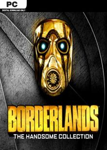 Borderlands: The Handsome Collection PC cheap key to download